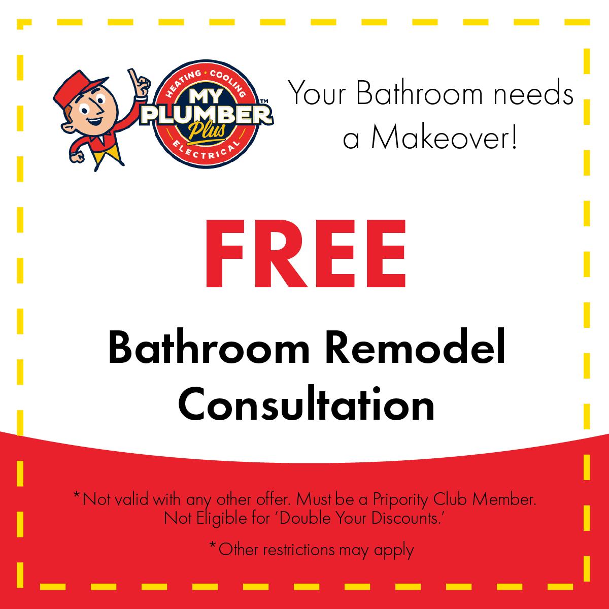 Bathroom Remodel Coupon